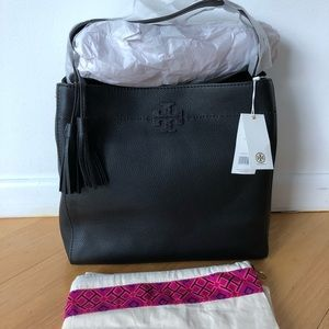 NWT Tory Burch Authentic McGraw Hobo